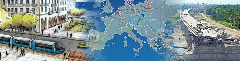 Δημιουργία ξανά Υποδομές – Μεταφορές - Δίκτυα