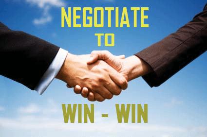 Win-Win-Negotiations