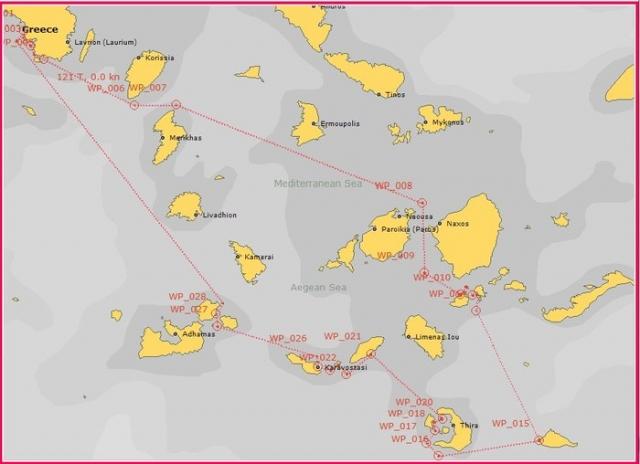 Συνπλευση χαρτης